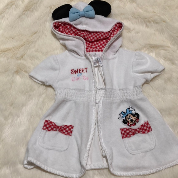 5083fe0760a9d Disney Other - Minnie Mouse Bathing suit cover up